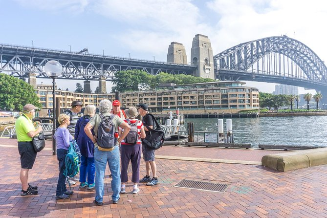 Sydney Shore Excursion: Sydney Small-Group Walking Tour