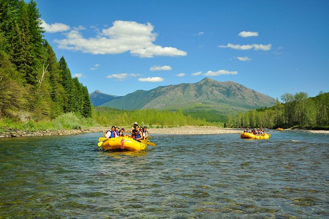 Rafting Middle Fork Flathead River
