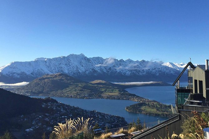 Christchurch to Queenstown or QT to CHCH private tour 8 AM departure **