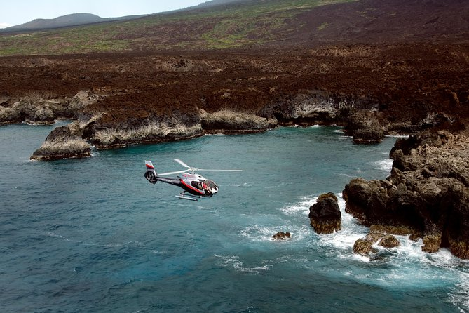 Maui Helicopter Tour Over Haleakala National Park and the Hana Rainforest
