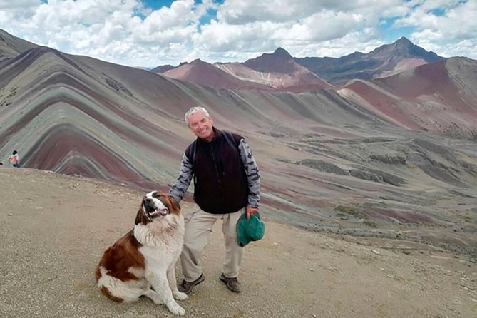 Vinicunca Rainbow Mountain 1 Day, New Route Cusipata