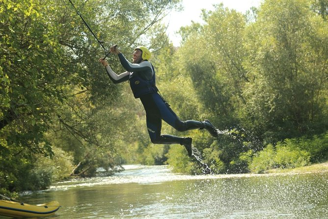 Half-Day Multi-Adventure Experience in Cetina River