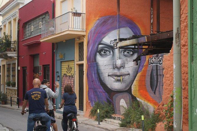 Athens Street Art Bike Tour