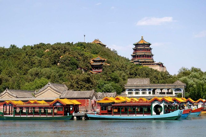 All Inclusive Forbidden City and Summer Palace Private Tour in Beijing