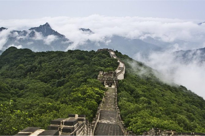 Private Beijing Airport One Day Layover Tour Including Mutianyu Great wall