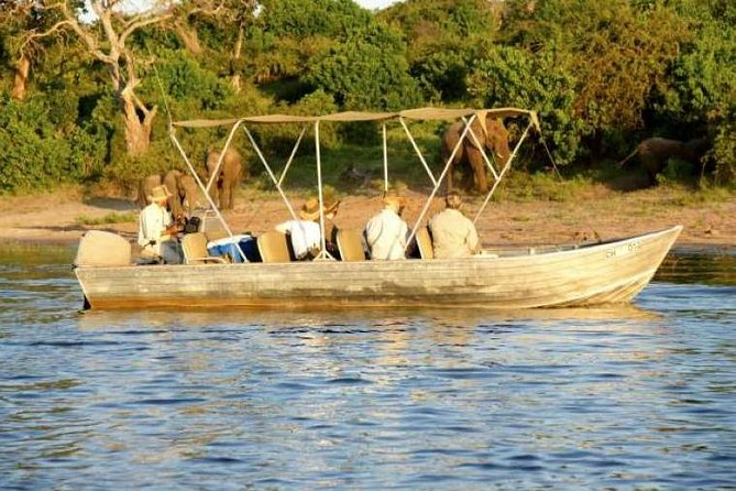 10 Days Botswana Adventure & Victoria Falls Safari (Camping)
