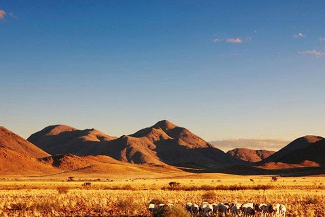 4 Day Damaraland & Skeleton Coast-Namibia (Accommodated)