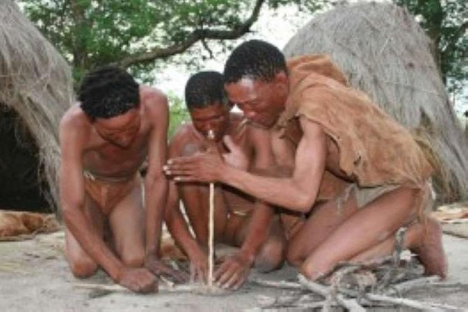 1 Day San Tribe Cultural Tour- Namibia(4-5 Hours)