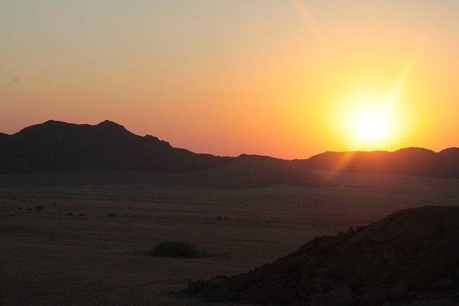 2 días Sossusvlei Safari Tour Namibia (Camping)