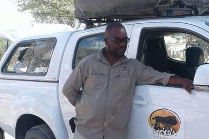 Airport Transfer from Windhoek to Hosea Kutako (Namibia)
