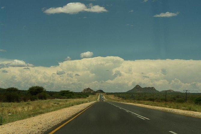 Windhoek To Oshikango or vice versa return Transfer (Namibia)