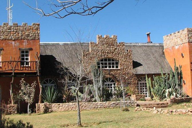Windhoek To Okambara Lodge or Vice Versa Transfer (Namibia)