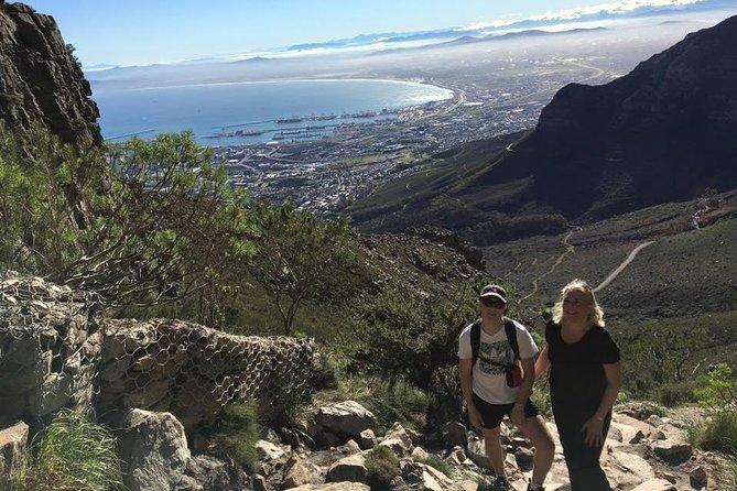 Cape Town: Platteklip Gorge Half-Day Hike