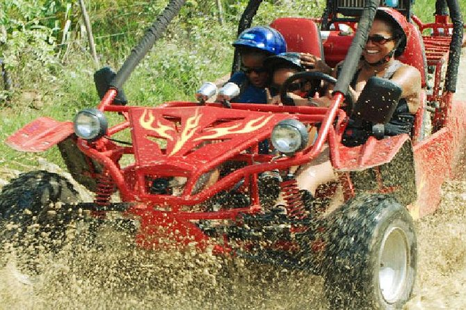 Best Deal Dune Buggies in Punta Cana (Swim In A Real Cave!)
