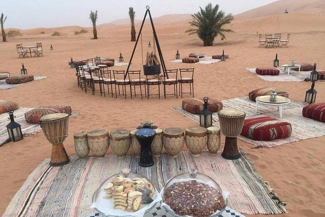 Tour 3 Days 2 Nights To Merzouga Desert from Marrakech