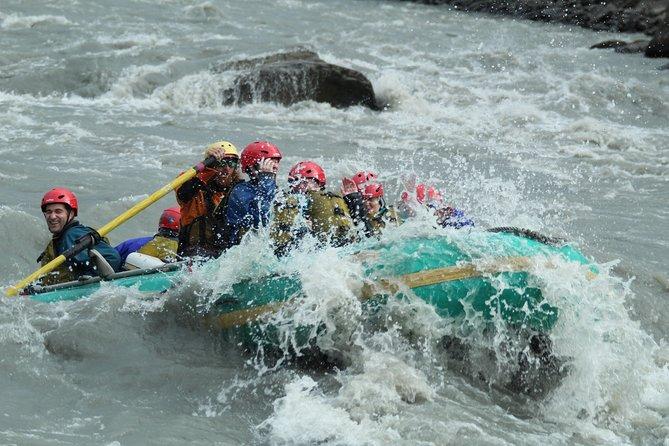 Nenana Gorge Whitewater Rafting - Oar Option