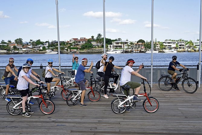 Brisbane City Sight Electric Bike Tour