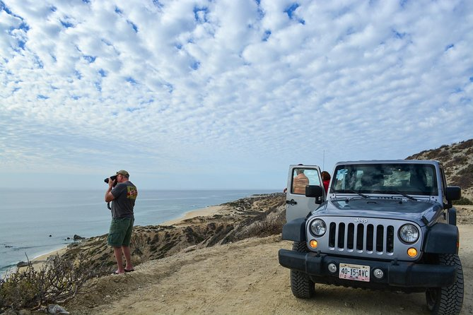 Private Jeep Tour Cabo Pulmo