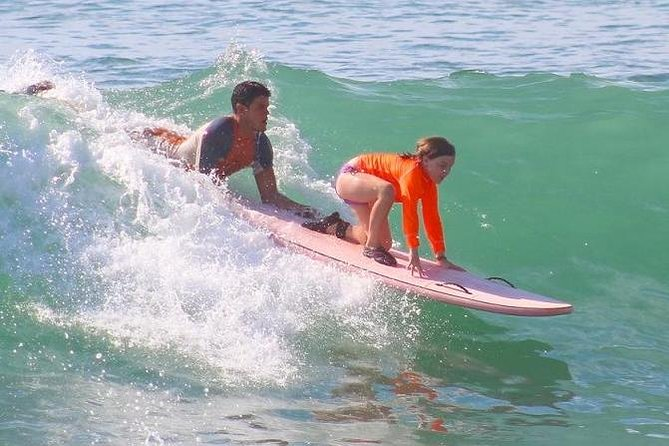 Los Cabos Surf Lesson at Costa Azul