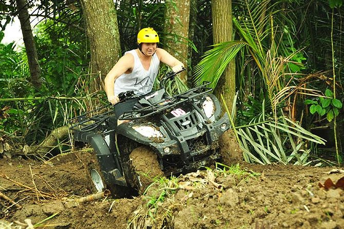 Ubud Sightseeing Quad Bike Adventure