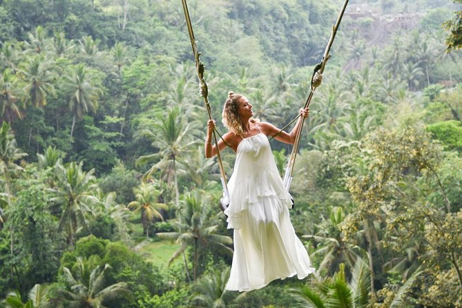 Bali Swing Volcano Tour with Lunch