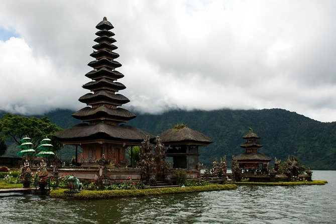 Private Ful - Day West Bali Tour With Rice Field Visit