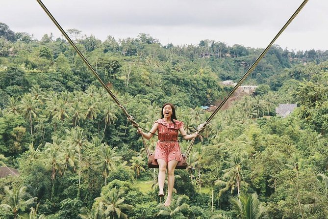 Bali Swing Ubud and Volcano Day Tours