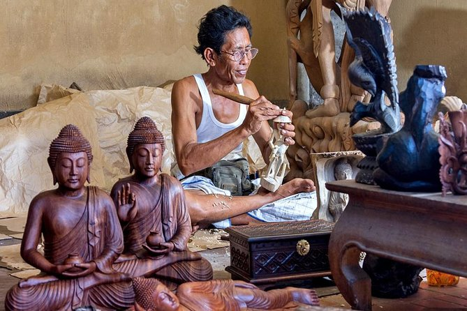 Bali Full-Day Tours and Visit Art Village Culture
