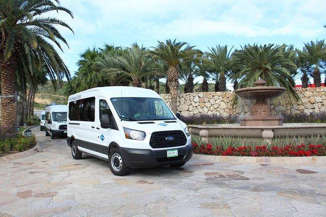 Los Cabos Private Van One-way Transportation