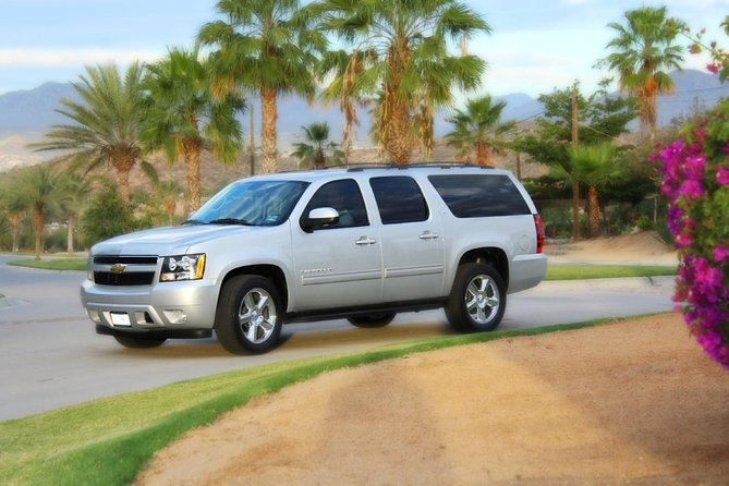 Los Cabos Luxury SUV Private Airport One-way Transportation