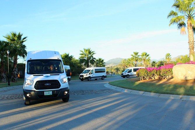 Los Cabos Private Mini Van One Way
