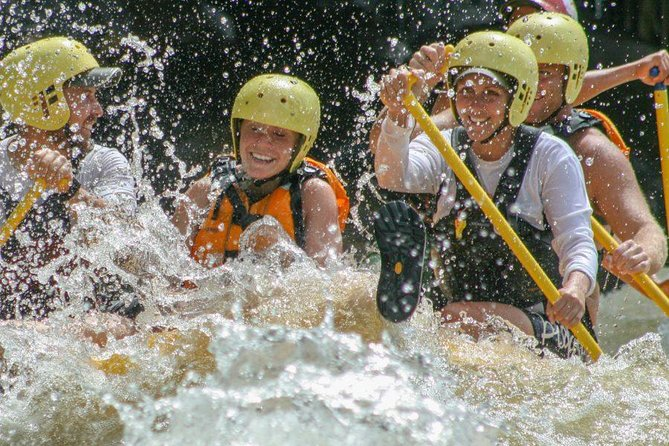 Full day Rafting at Balsa River class III & IV for adventure people