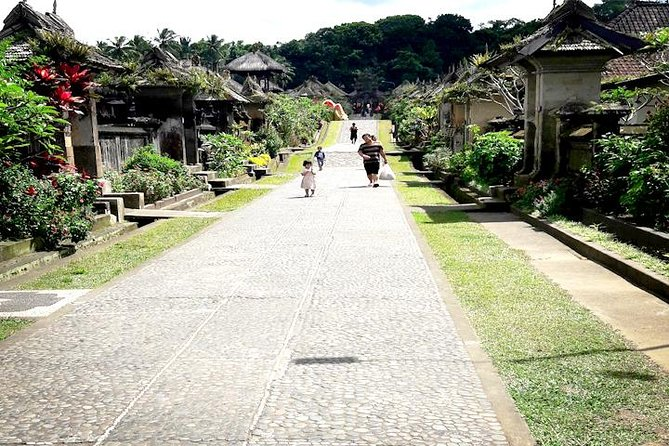 Bali Ancient Village & Temple Tour