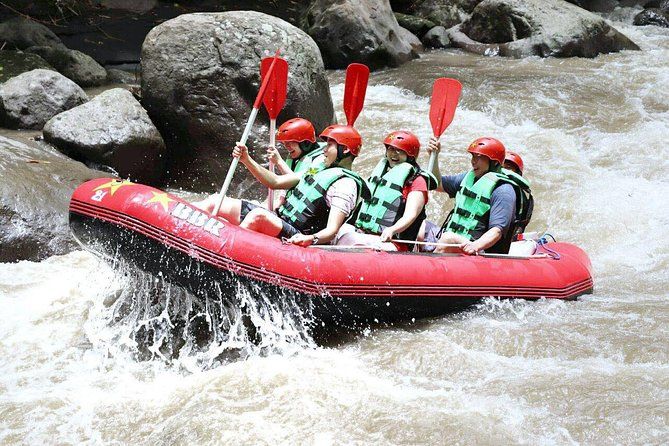 Ubud Rafting Adventure