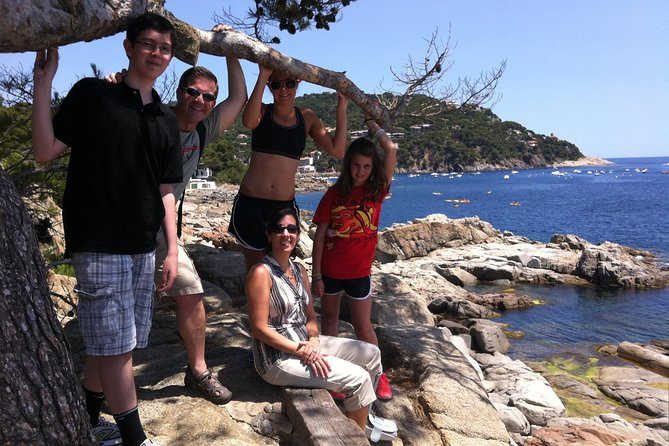 Costa Brava Coast Hike and Snorkel from Barcelona Including Lunch