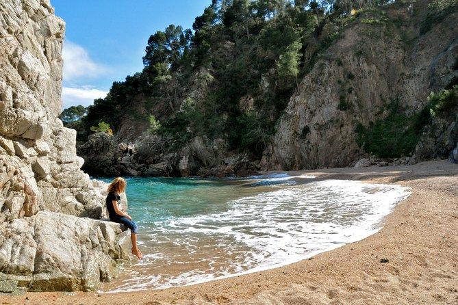 Hike and bathe in Costa Brava