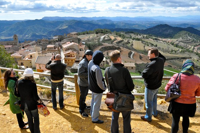 Priorat Wineries Tour with Wine Tastings and Lunch from Barcelona
