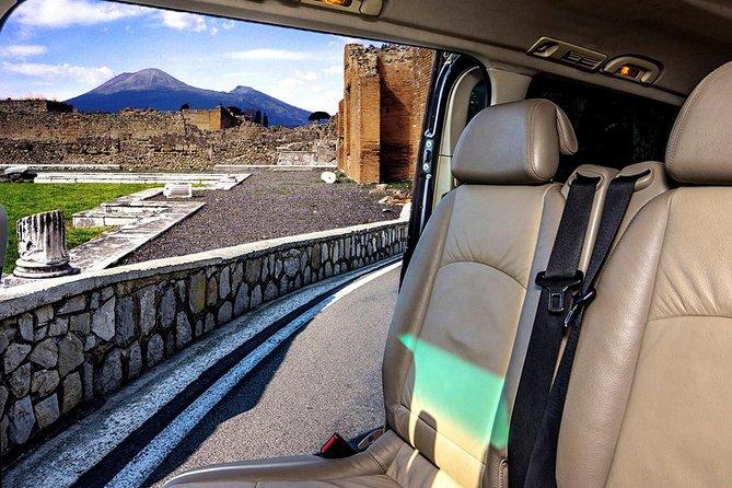 Daytrip from Naples port to Pompei, Sorrento & Positano