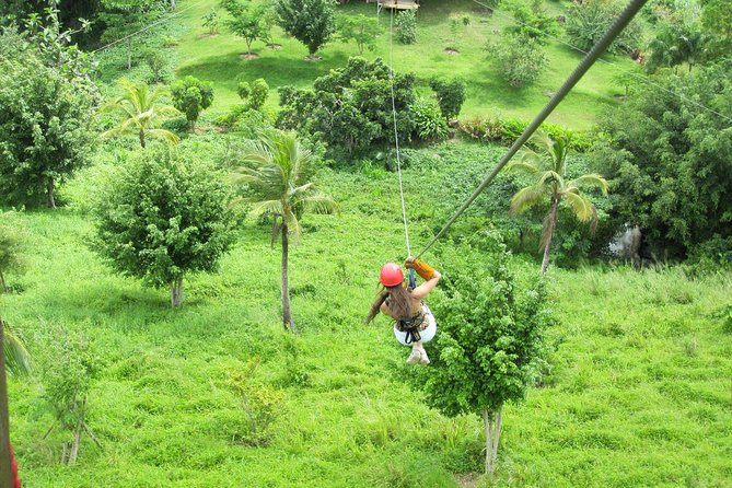 Zip and Ride from Puerto Plata