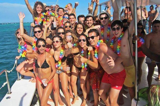 なぜパーティーではプンタカナからボートできないのですか?