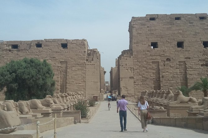 Valley of the Kings and Luxor sightseeing