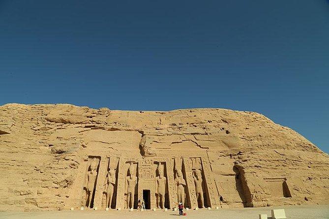 2 Day tour to Aswan and Abu Simbel from Marsa Alam