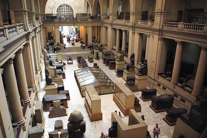Egyptian museum and Cairo Citadel