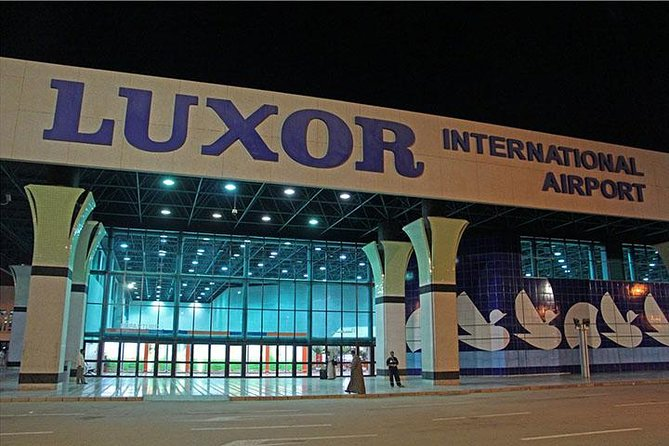 Private transfer from Luxor airport
