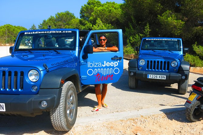 IBIZA JEEP TOURS - FORMENTERA DELUXE (minimum 4 persons)
