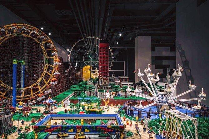 Lego Exhibition of Czech Monuments
