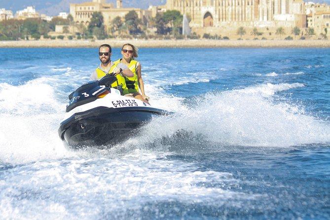 Escursione in moto d'acqua a Palma di Maiorca