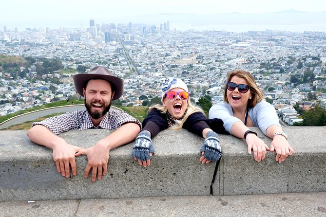 Go on a San Francisco urban adventure!