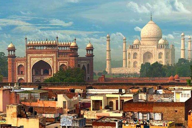 Full Day Agra Taj Mahal Tour by Private AC Car from Delhi
