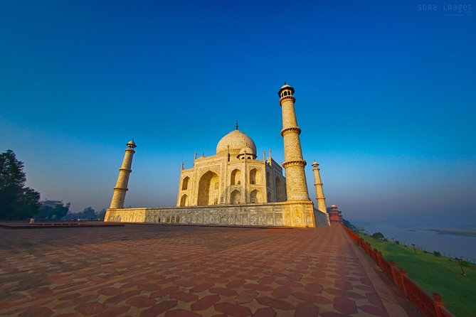 Full-Day Agra City Tour Including Taj Mahal and Agra Fort
